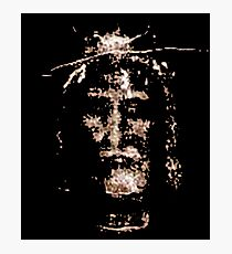 Shroud of Turin Jesus Christ Yeshua Photographic Print