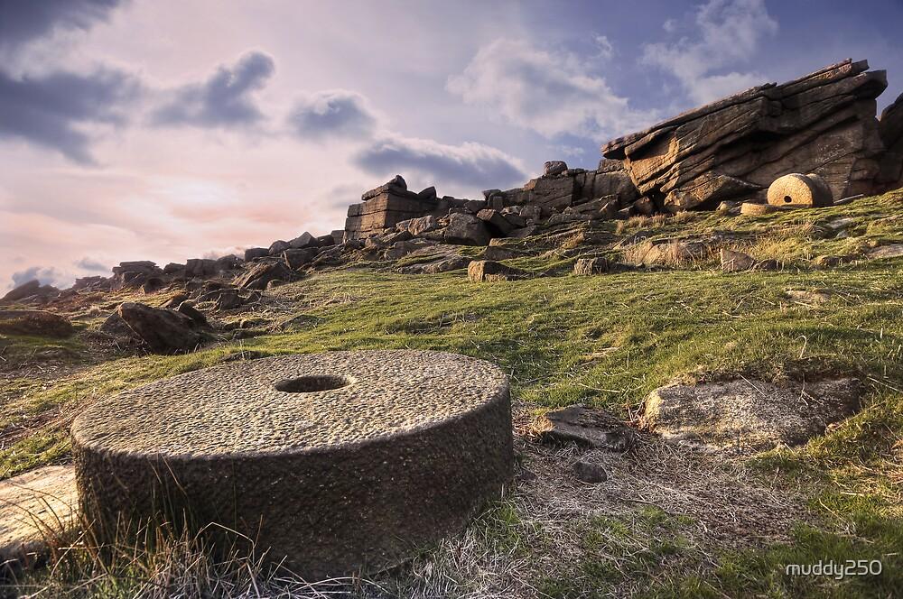 Millstone Grit by Chris Charlesworth