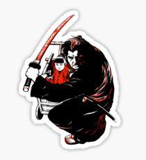 Shogun Assassin aka Lone Wolf and Cub Sticker
