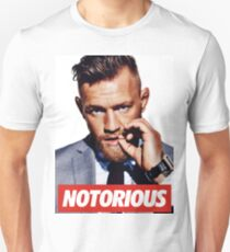 Conor McGregor Slim Fit T-Shirt
