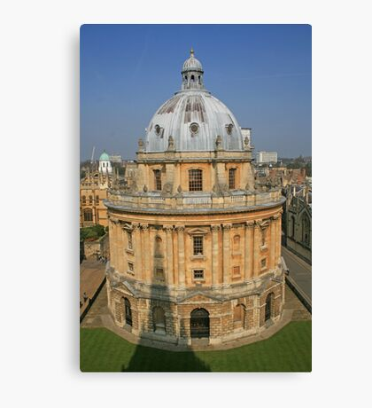 The Radcliffe Canvas Print