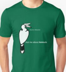Ask me About: Animals T-Shirt