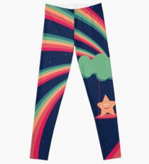 Happy Star Leggings