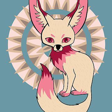 Sweet Fox by NetaManor