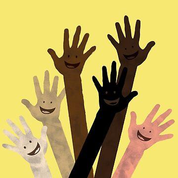 My Hands -Netural by NetaManor