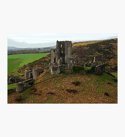 Majestic Ruin Photographic Print