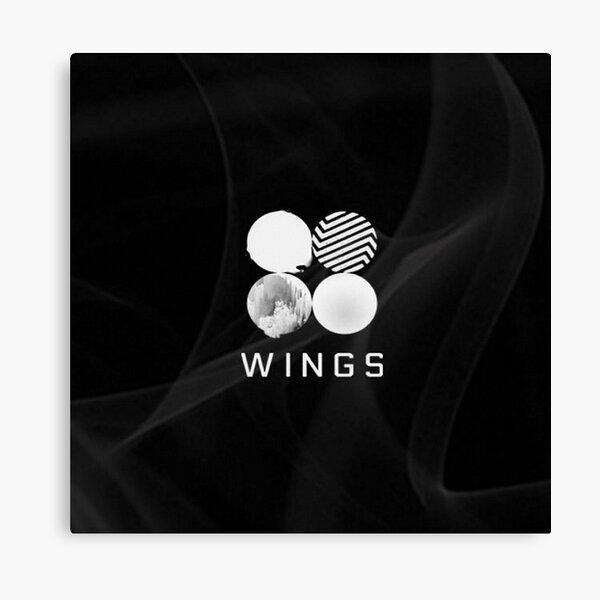 BTS WINGS Lienzo