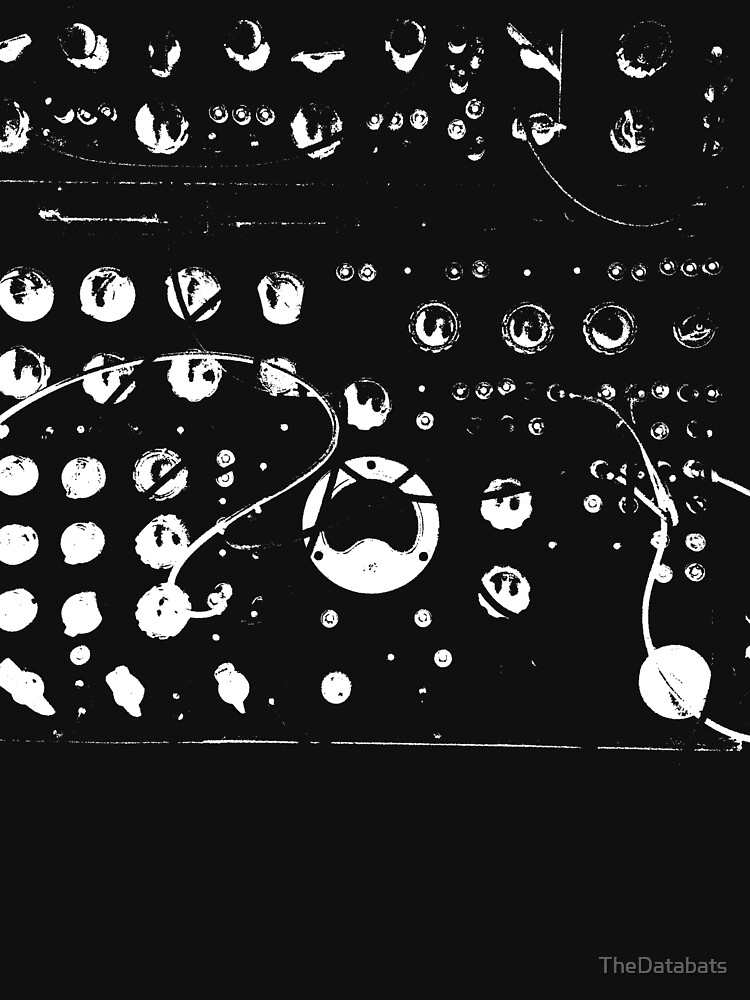 Binary Analog Technology Synthesizer by TheDatabats