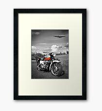 The 59 Bonnie Framed Print