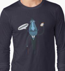 Poppycock! Long Sleeve T-Shirt