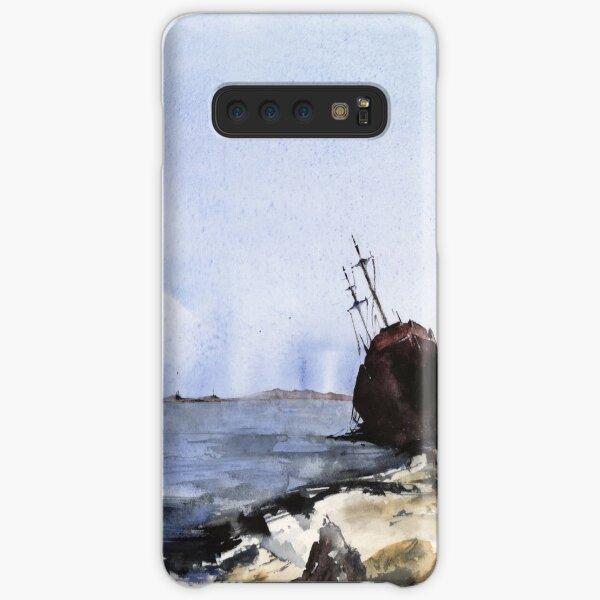 shipwreck Samsung Galaxy Snap Case