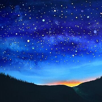 Starry, Starry Night by MikePaget
