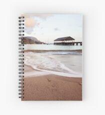 Hanalei Dawn Spiral Notebook