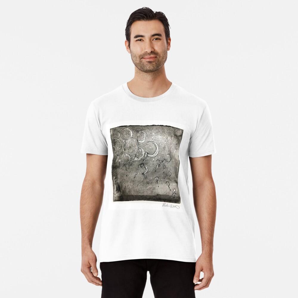 Myself, The Pondering Child B Premium T-Shirt