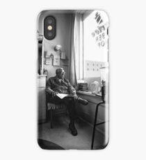 barbershop iPhone Case/Skin