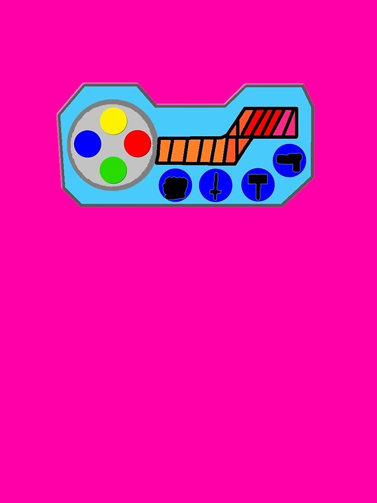 Gamer Rider by Collex