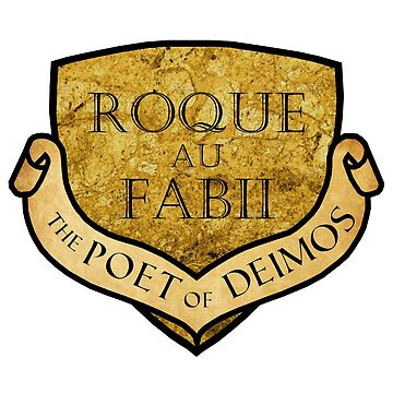 Roque au Fabii - The Poet of Deimos by xsnlrocks21x