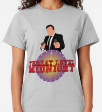 Threat Level Midnight Classic T-Shirt