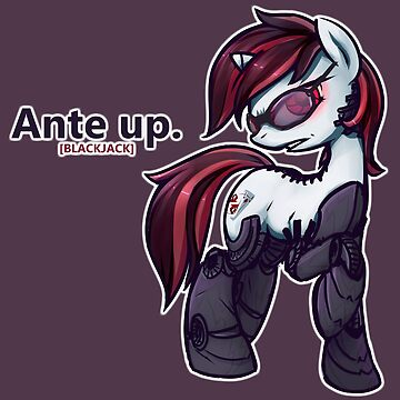 Ante Up - Augmented V2 by InLucidReverie