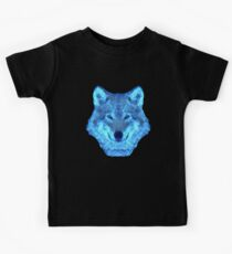 Fierce as a Wolf Kids Tee