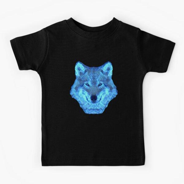 Fierce as a Wolf Kids T-Shirt