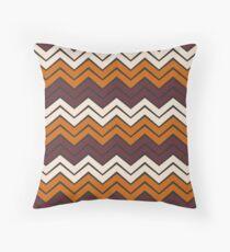Takoma - Maple/Port Throw Pillow