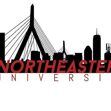 Northeastern University by coleenross