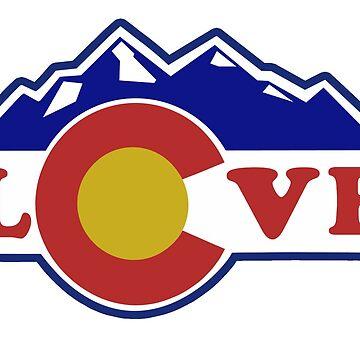 I Love Colorado  by nekolaimonev