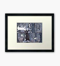 Dörfler 40B Framed Print