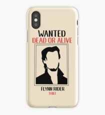 Wanted : Flynn Rider iPhone Case