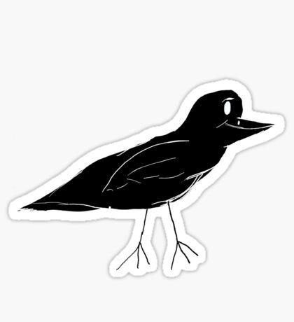 Blackbird (2nd variant) Sticker