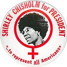 Shirley Chisholm  by meowsic