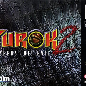 Turok 2 Box  by TheNintendo64er
