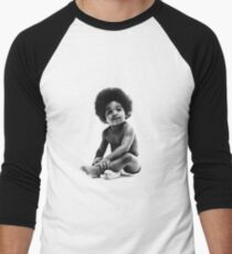 Ready to Die Notorious BIG replica baby print T-Shirt