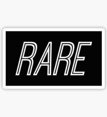 Rare Sticker