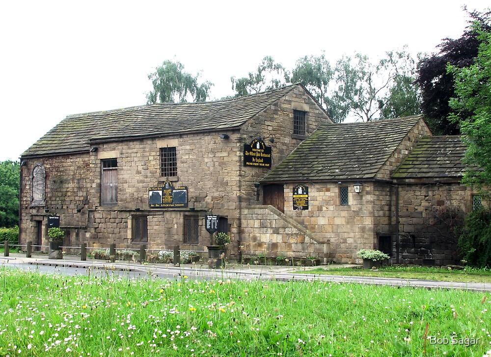 Mill of The Black Monk by Bob Sagar