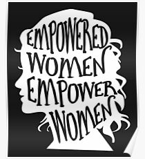 EMPoWERED WOMEN EMpower WOMEN - March 2018 Poster