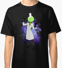 BRAINWAVES - THE SCIENCE OF MADNESS Classic T-Shirt