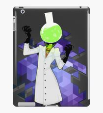 BRAINWAVES - THE SCIENCE OF MADNESS iPad Case/Skin