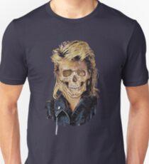 Rocker Skull 80s T-Shirt