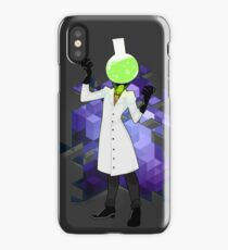 BRAINWAVES - THE SCIENCE OF MADNESS iPhone Case/Skin