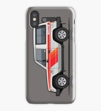 Three Diamond Pajero Shogun Montero Turbo Diesel iPhone Case/Skin