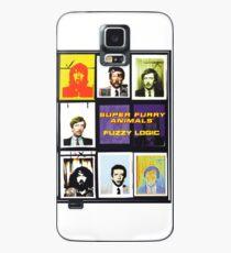 Super Furry Animals - Fuzzy Logic Case/Skin for Samsung Galaxy