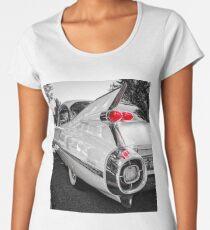 1950s Cadillac Women's Premium T-Shirt