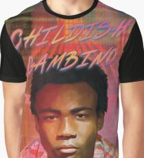 Kindliches Gambino Grafik T-Shirt