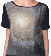Messier Galaxy Women's Chiffon Top