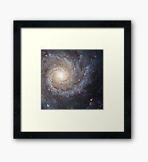 Messier Galaxy Framed Print