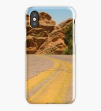 Road at Garden of the Gods iPhone Case