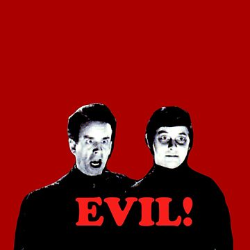 Evil! by zombill