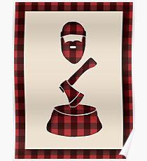 Lumberjack Poster